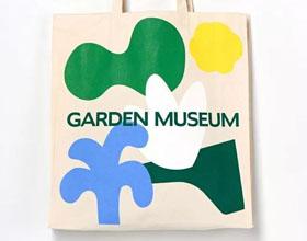 园艺博物馆(Garden Museum)品牌视觉形象设计