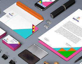 玻利维亚国家品牌VI视觉形象设计