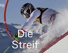 奥地利电视一台(ORF1)全新品牌视觉设计