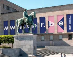 比利时皇家图书馆新品牌设计