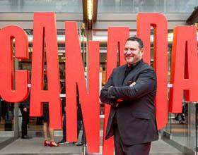 加拿大最新旅游品牌视觉设计