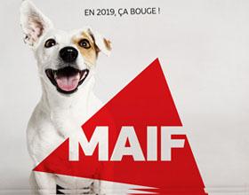 法国MAIF保险公司全新品牌视觉设计