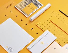 Branch Creative广告公司品牌视觉设计