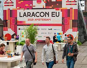 Laracon EU 2019视觉设计