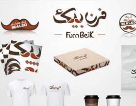 迪拜FURN BEIK黎巴嫩餐厅VI设计