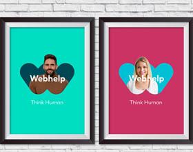 法国网页助手Webhelp品牌重塑