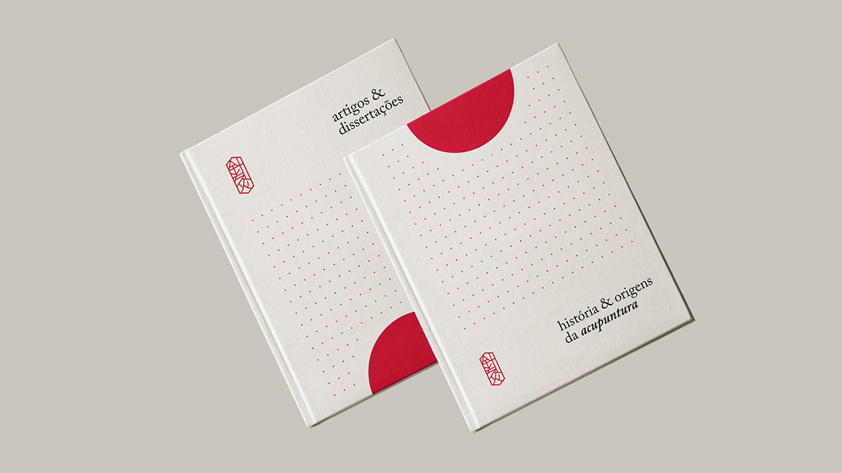 巴西圣保罗Hong Jin Pai针灸诊所品牌视觉设计
