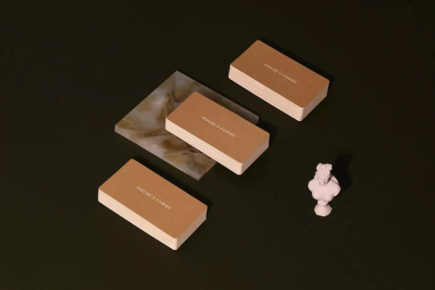 House of Forme设计机构品牌设计