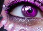 谜一样的眼睛-眼部特写(一 )