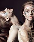 《vogue》英国12月时尚摄影大片欣赏