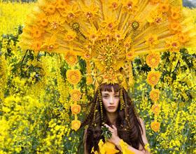 仙境-美丽的女性肖像和奇幻摄影欣赏