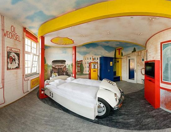 德国V8 Hotel 4星级汽车旅馆