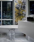 蒙特利尔复式公寓室内设计欣赏