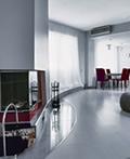简约的灰色调公寓室内设计