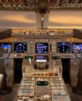 最奢华的私人飞机内部装饰