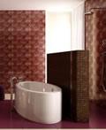 风格各异的现代豪华浴室设计
