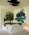 充满艺术气息的FOX创意酒店