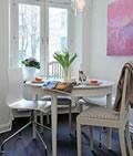 43平北欧风格宁静纯白家居室内设计