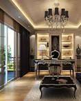 欧式风格的豪宅室内设计―一木设计