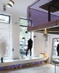 Irena Kilibarda设计的服装工作室