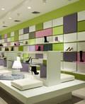 纽约鞋店空间设计
