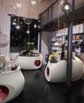 国外美容护肤专卖店空间装修设计