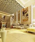 奢华的高级豪华公寓―设计总监庄子轩室内设计作品