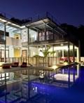 雨林中的别墅