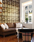 斯德哥尔摩复式住宅室内设计