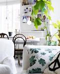 色彩明快的北欧新古典主义公寓室内设计