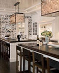豪华的厨房设计