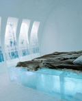 奢华而又具独特魅力的冰酒店