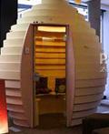 色彩缤纷的google总部室内设计