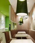 赏心悦目的主题餐厅设计