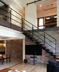 高雄跃层住宅室内设计