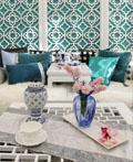 清新淡雅有格调的浅蓝色室内设计