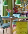 21款快乐的书房室内设计