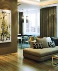 豪华的现代居室室内设计