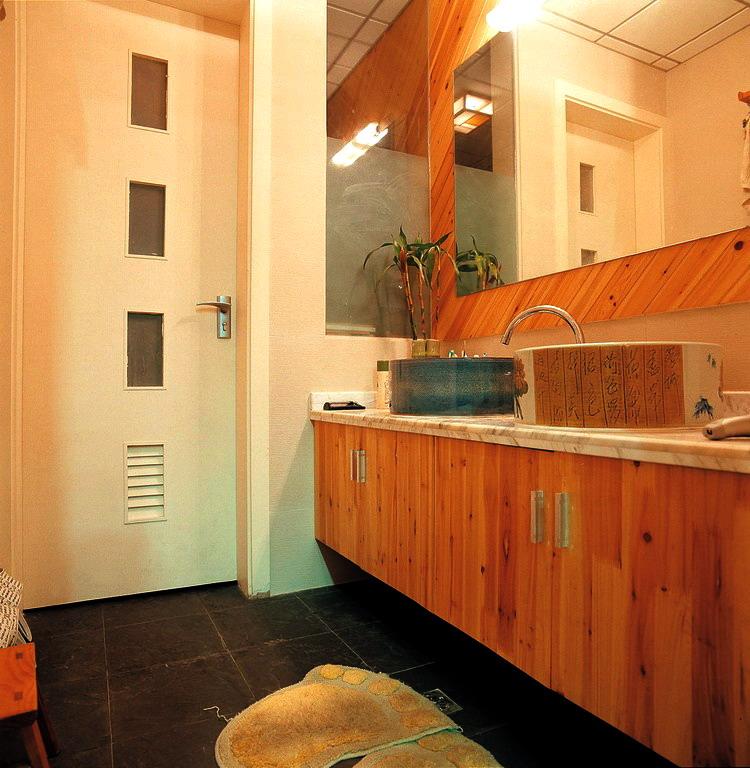 古朴归真的室内设计欣赏
