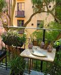 五种餐厅式小阳台设计