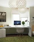10款少年卧室兼办公空间的室内设计