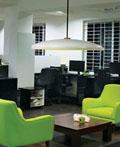 White Canvas广告公司室内装修设计