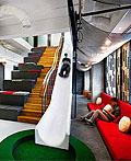 20个著名企业现代化办公室设计