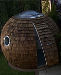 Archipod生态花园办公室