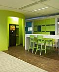 CTAC创意的办公室室内设计