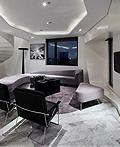 克里斯林上海曲线公寓室内设计