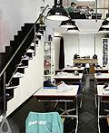 Ruud Belmans运动鞋商店室内设计