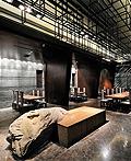羽田日本料理餐厅室内设计