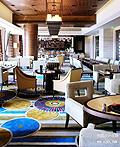杭州千岛湖度假酒店特色餐厅室内设计