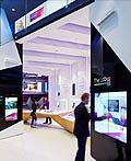 爱尔兰银行Dundrum分行新概念店室内设计